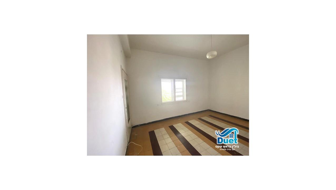 למכירה דירה מרווחת ברחוב יוסף